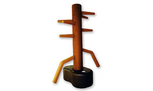Mannequin de Wing Chun synth