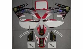 Kit déco 50 CRF MONSTER BOOST