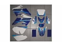Kit déco 50CRF ONE Bleu