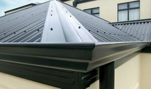 Commercial and farm eaves trough and gutter Oakville / Halton Region Toronto (GTA) image 2