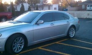 2007 Bmw 750Li low kms