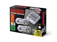 Nintendo SNES Mini Classic, Brand new sealed £90