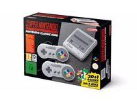 SNES Classic Mini Console