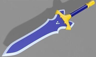 sword art online SAO Silica Dagger Cosplay stampato - Silica Cosplay Kostüm
