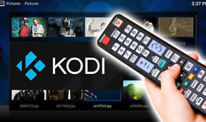 Offering Fully Kodi Service for ALL Devices!Starting at $20 an