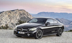 Lease Takeover- 2017 Mercedes C300 Coupe