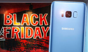 Samsung Galaxy S8 on Black Friday Week Special!