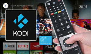 New KODI Boxes (generic or brand name!) or Reprogramming