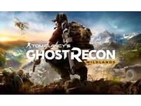Ghost recon wildlands : Xbox one