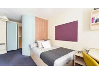 STUDENT ROOM TO RENT IN GLASGOW. EN-SUITE AND STUDIO WITH PRIVATE ROOM, BATHROOM AND STUDY SPACE