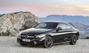 2017 Mercedes-Benz C300 Coupe- Lease Takeover