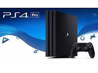 Playstation 4 Pro with Horizon Zero Dawn Bundle