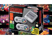 Super Nintendo Mini - SNES - NEW!