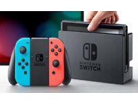 Nintendo Switch Neon Edition