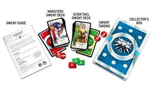 Witcher 3 hearts and stone gwent set
