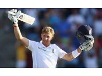 2 x Cricket Tickets - Lords Saturday - Eng vs SA