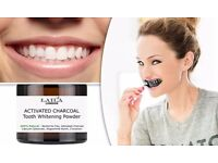 Teeth Whitening - Laila London Activated Charcoal Teeth Whitening Powder 60ml £10.00
