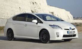 TOYOTA PRIUS AND HONDA INSIGHT FROM £100. 2009-2015 A WEEK.