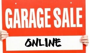Garage SALE ~ May on-going