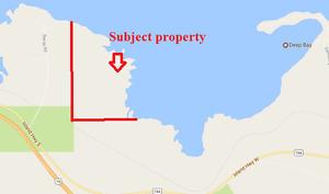 177 acres of oceanfront - walk on water