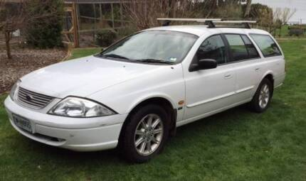 2001 Ford Falcon Wagon Deviot West Tamar Preview
