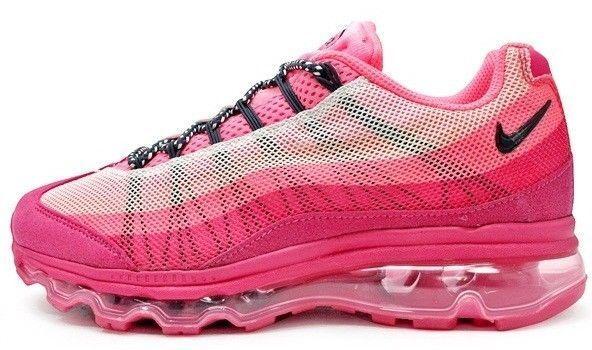 Wide Red Nike Womens Shoe