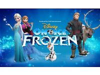 Disney's Frozen on Ice - AECC, 5 x tickets for Fri 9th December