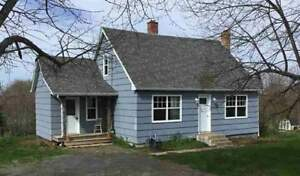 RURAL HOUSE FOR SALE/RENT TO OWN near Windsor, NS