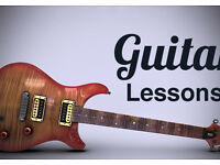 Guitar Lessons Available for all ages/levels ! £15 per hour!!