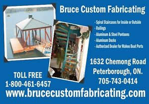 BRUCE CUSTOM FABRICATING Peterborough Peterborough Area image 2