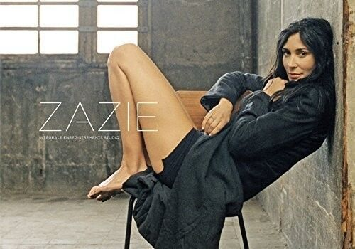 Zazie - Integrale [new Cd] With Dvd, Boxed Set, Uk - Import