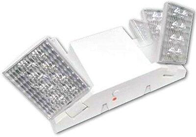 Ciata Lighting Emr-d-led - White Led Emergency Light With Backup Battery