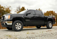 "2"", 2.5"", 3.5"" Lift Kits for 07-15 Chev/GMC Trucks Installed!"