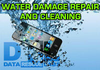 iPhone / Cell phone Water Damage Cleaning