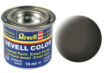 Revell Email Colour 14 ML 32167 Green Grey Matt