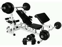Bench Press (no weights)