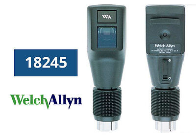Welch Allyn 18245 Elite Streak Retinoscope New Head Only