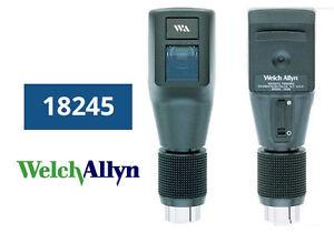 Welch Allyn 18245 Elite Streak Retinoscope NEW (Head Only)