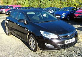 Vauxhall Astra 1.6i 16v Exclusiv