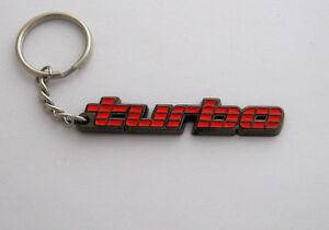 VL TURBO KEYRING COMMODORE CALAIS SL NEW RED Keyring KEY CHAIN keychain