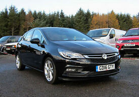 Vauxhall Astra 1.6i SRi Nav Turbo - Low mileage