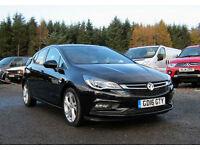 Vauxhall Astra 1.6i SRi Nav Turbo - Low mileage