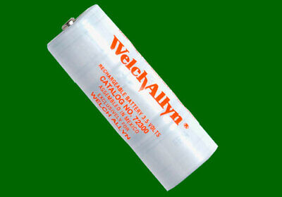 Welch Allyn 72300 Nicad Rechargeable Battery Orange For71000-a 71000-c