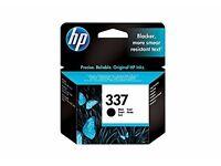 New ORIGINAL HP Printer ink, 1 Black 337 and 3 Color 343 joblot