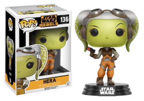 Funko POP Star Wars: Rebels - Hera