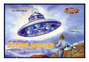 Flying Saucer Model