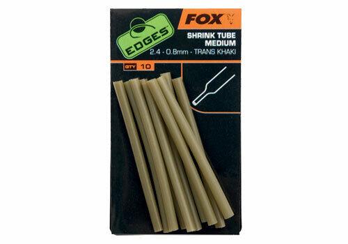 FOX Edges Shrink Tube Medium - Karpfen angeln Zubehör