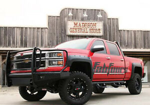 Fab Four Bumpers - Installation & Financing Available