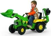 Ride on Tractor Digger