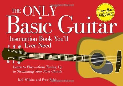 (The Only Basic Guitar Instruction Book Youll Ever)